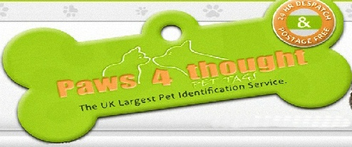 Paws 4 Thought Pet Tags