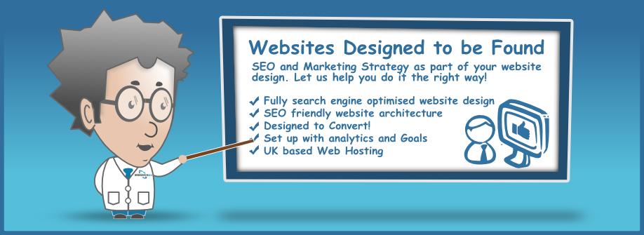 Website Designed to be Found