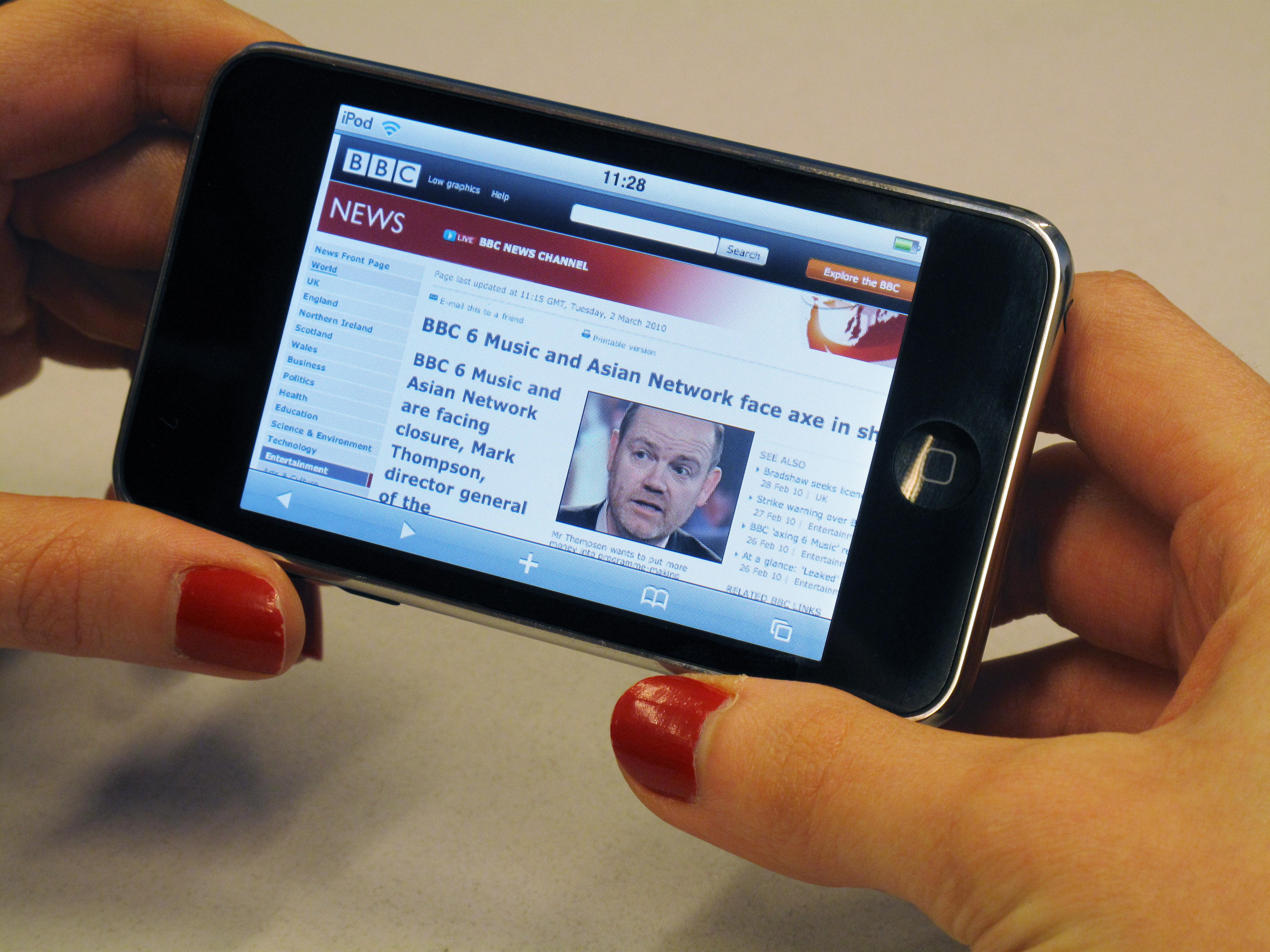 Consumers ready to pay for access to news?